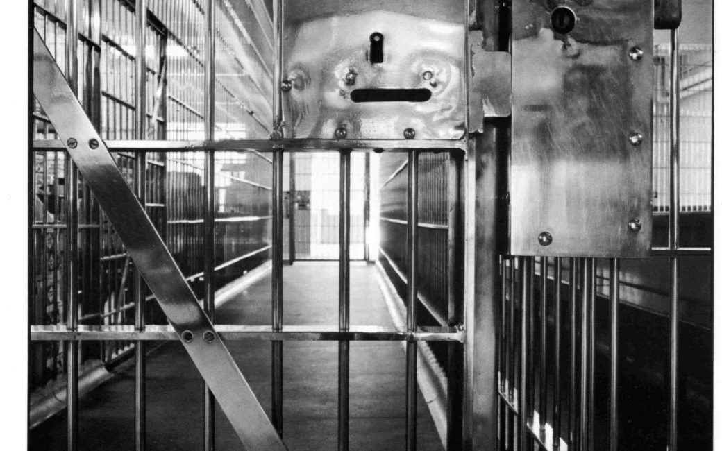 image of jail cell